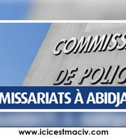 commissariats de police